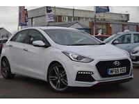 2015 Hyundai i30 1.6T GDI Turbo 5 door Petrol Hatchback