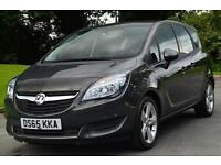 2015 Vauxhall Meriva 1.4T 16V Exclusiv 5 door Petrol Estate