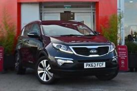 2013 Kia Sportage 1.7 CRDi ISG 3 5 door Diesel Estate