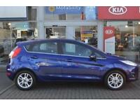2017 Ford Fiesta 1.5 TDCi Zetec Navigation 5 door Diesel Hatchback
