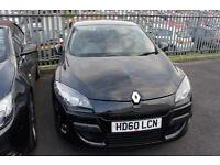 2010 Renault Megane 1.6 16V 110 I-Music 3 door Petrol Coupe