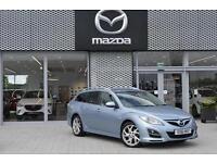 2011 Mazda 6 2.2d [180] Sport 5 door Diesel Estate