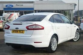 2014 Ford Mondeo 1.6 TDCi Eco Zetec Business Edition 5 door [SS] Diesel Hatchbac