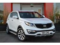 2014 Kia Sportage 1.7 CRDi White Edition 5 door Diesel Estate
