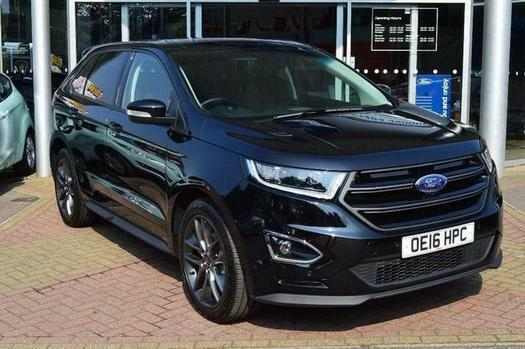 2016 ford edge 2 0 tdci 210 sport lux pack 5 door powershift diesel estate in high wycombe. Black Bedroom Furniture Sets. Home Design Ideas