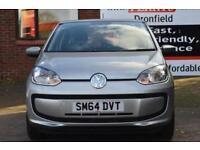 2014 Volkswagen up! 1.0 Move Up 5 door ASG Petrol Hatchback