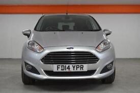 2014 Ford Fiesta 1.0 EcoBoost Titanium X 5 door Petrol Hatchback