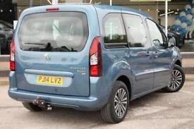 2014 Peugeot Partner Tepee 1.6 e-HDi 92 S 5 door EGC Diesel Estate