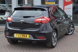 2017 Kia Ceed 1.6 CRDi ISG 4 5 door [Pan Roof] Diesel Hatchback