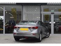 2014 Mazda 3 2.0 SE 4 door Petrol Saloon