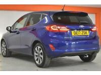 2017 Ford Fiesta 1.0 EcoBoost 125 Titanium 5 door Petrol Hatchback