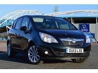 2013 Vauxhall Meriva 1.4i 16V SE 5 door Petrol Estate