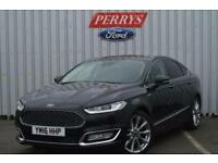 2016 Ford Mondeo Vignale 2.0 TDCi 180 4 door Powershift Diesel Saloon