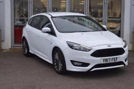 2017 Ford Focus 1.5 TDCi 120 ST-Line 5 door Diesel Hatchback