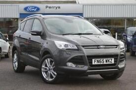 2015 Ford Kuga 2.0 TDCi 150 Titanium X 5 door 2WD Diesel Estate
