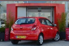 2012 Hyundai i20 1.2 Active 5 door Petrol Hatchback