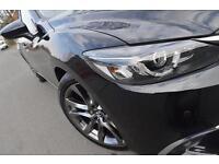 2015 Mazda 6 2.2d Sport Nav 4 door Diesel Saloon