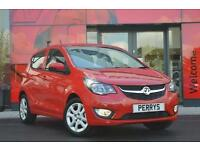 2016 Vauxhall Viva 1.0 ecoFLEX SE 5 door [A/C] Petrol Hatchback