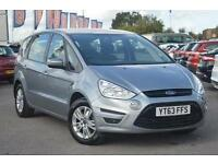 2013 Ford S-MAX 1.6 TDCi Zetec 5 door [Start Stop] Diesel Estate