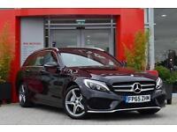 2015 Mercedes C-Class C200 AMG Line Premium Plus 5 door Auto Petrol Estate
