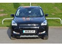 2016 Ford Kuga 2.0 TDCi 180 Titanium X 5 door Diesel Estate