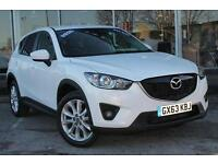 2013 Mazda CX-5 2.2d [175] Sport Nav 5 door AWD Diesel Estate