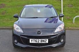 2012 Mazda 3 1.6 Tamura 5 door Auto Petrol Hatchback