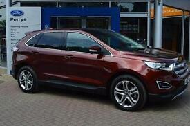 2016 Ford Edge 2.0 TDCi 210 Titanium 5 door Powershift Diesel Estate