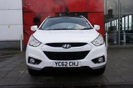 2012 Hyundai ix35 1.7 CRDi Premium 5 door 2WD Diesel Estate