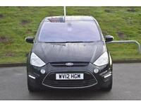 2012 Ford S-MAX 2.0 TDCi 163 Titanium 5 door Diesel Estate