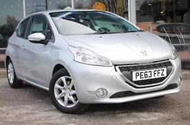 2013 Peugeot 208 1.0 VTi Active 3 door Petrol Hatchback