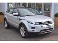 2013 Land Rover Range Rover Evoque 2.2 SD4 Pure 5 door Auto [Tech Pack] Diesel 4