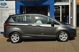 2015 Ford B-MAX 1.6 Zetec 5 door Powershift Petrol Hatchback