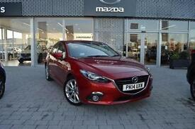 2014 Mazda 3 2.0 Sport Nav 5 door Petrol Hatchback