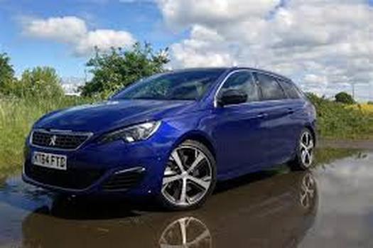 2016 Peugeot 308 Sw 1 2 Puretech 130 Gt Line 5 Door Petrol