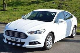 2016 Ford Mondeo 2.0 TDCi ECOnetic Zetec 5 door Diesel Hatchback