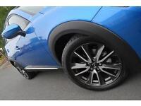 2017 Mazda CX-3 2.0 Sport Nav 5 door Petrol Hatchback