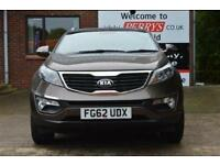 2012 Kia Sportage 2.0 CRDi KX-2 5 door Diesel Estate