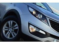 2011 Kia Sportage 1.7 CRDi ISG 1 5 door Diesel Estate