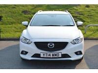2014 Mazda 6 2.2d SE-L 5 door Diesel Estate