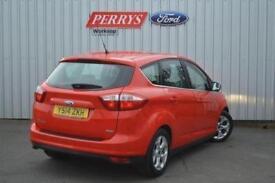 2014 Ford C-MAX 1.0 EcoBoost Zetec 5 door Petrol Estate