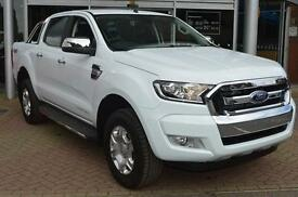 2016 Ford Ranger Pick Up Double Cab Limited 2 2.2 TDCi Auto Diesel Double Cab Pi