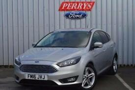 2016 Ford Focus 1.5 TDCi 120 Zetec 5 door Diesel Hatchback