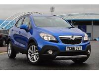2016 Vauxhall Mokka 1.6i Exclusiv 5 door Petrol Hatchback