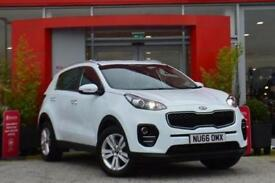2016 Kia Sportage 1.6 GDi ISG 2 5 door Petrol Estate