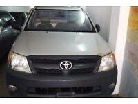 Toyota Hilux 2.7D 4x4 £3200