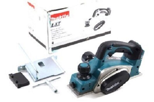 Makita DKP180 Solo Elektrohobel LXT Akku-Einhandhobel Hobel