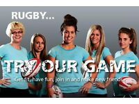 Come and Join a up and coming Ladies Rugby team