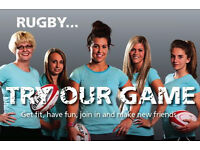 Are you Female? Are you wanting to try a contact sport? If Yes than look no further