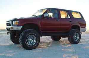 Looking for older toyota 4 runner